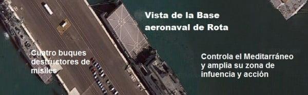 Apoya a la Sexta Flota Americana en su mantenimiento y respuesto