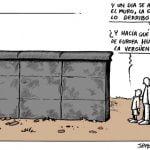 Cachitos del Muro de Berlín
