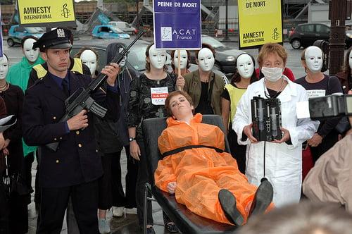 Autor: World Coalition Against the Death Penalty via photopin cc