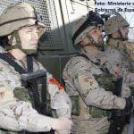 Soldados españoles en el extranjero