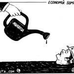 La economía de la avaricia
