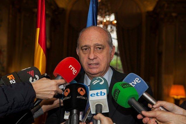 Autor: Ministerio del Interior. Gob. de España. Ministro de Interior, Jorge Fernández