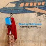 Ochocientos mil niños  nigerianos han tenido que huir de la violencia