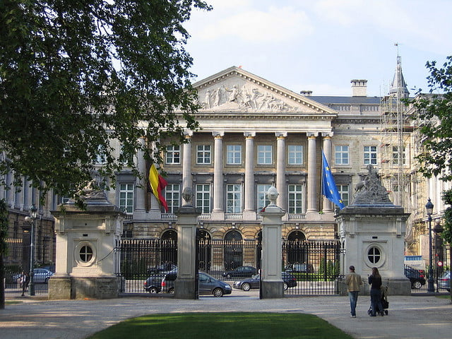 Parlamento Belga. Autor: leoplus