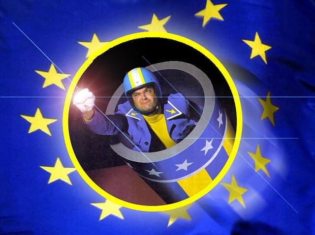 Euro Man. Autor: Rock Cohen