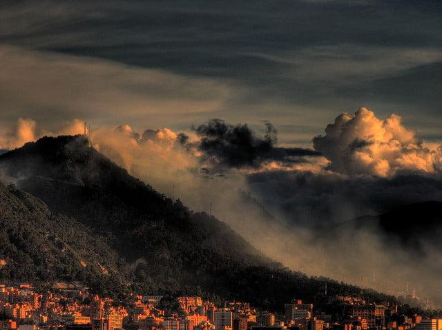 Con la nueva ley de montes se abre la puerta para construir en un monte quemado. Autor: David Peña