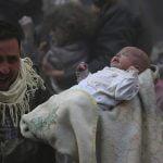 Quién bombardea Siria