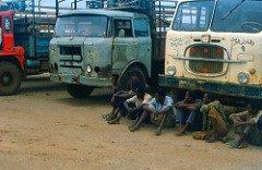 Somalia 1992. Foto: John Martinez Pavliga