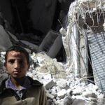 Setenta niños muertos más como Aylan