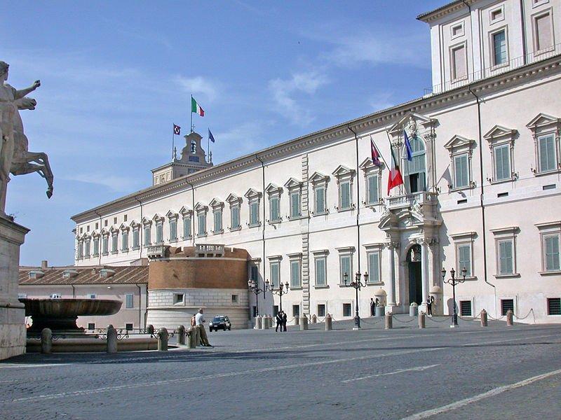 periodismo de datos, gobierno italiano