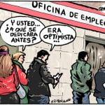 Doscientos mil trabajadores menos