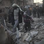 Las cifras de las ongs sobre Guerra de Siria