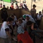 MSF denuncia el uso de balas  de goma y gases lacrimógenos contra los refugiados en las fronteras de Europa