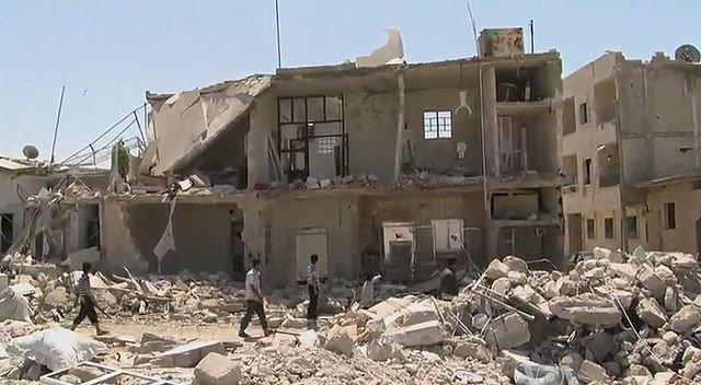 Recuento de víctimas en Siria